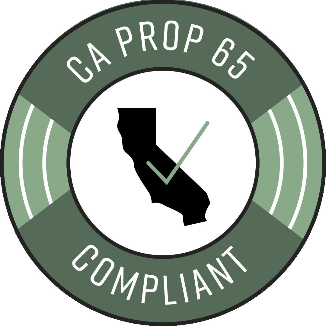 Badge-CA Prop 65