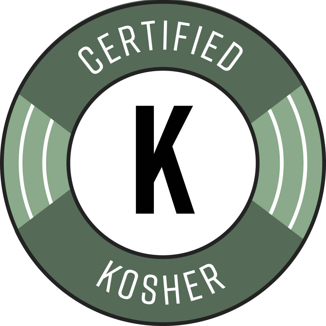 Badge-Certified Kosher