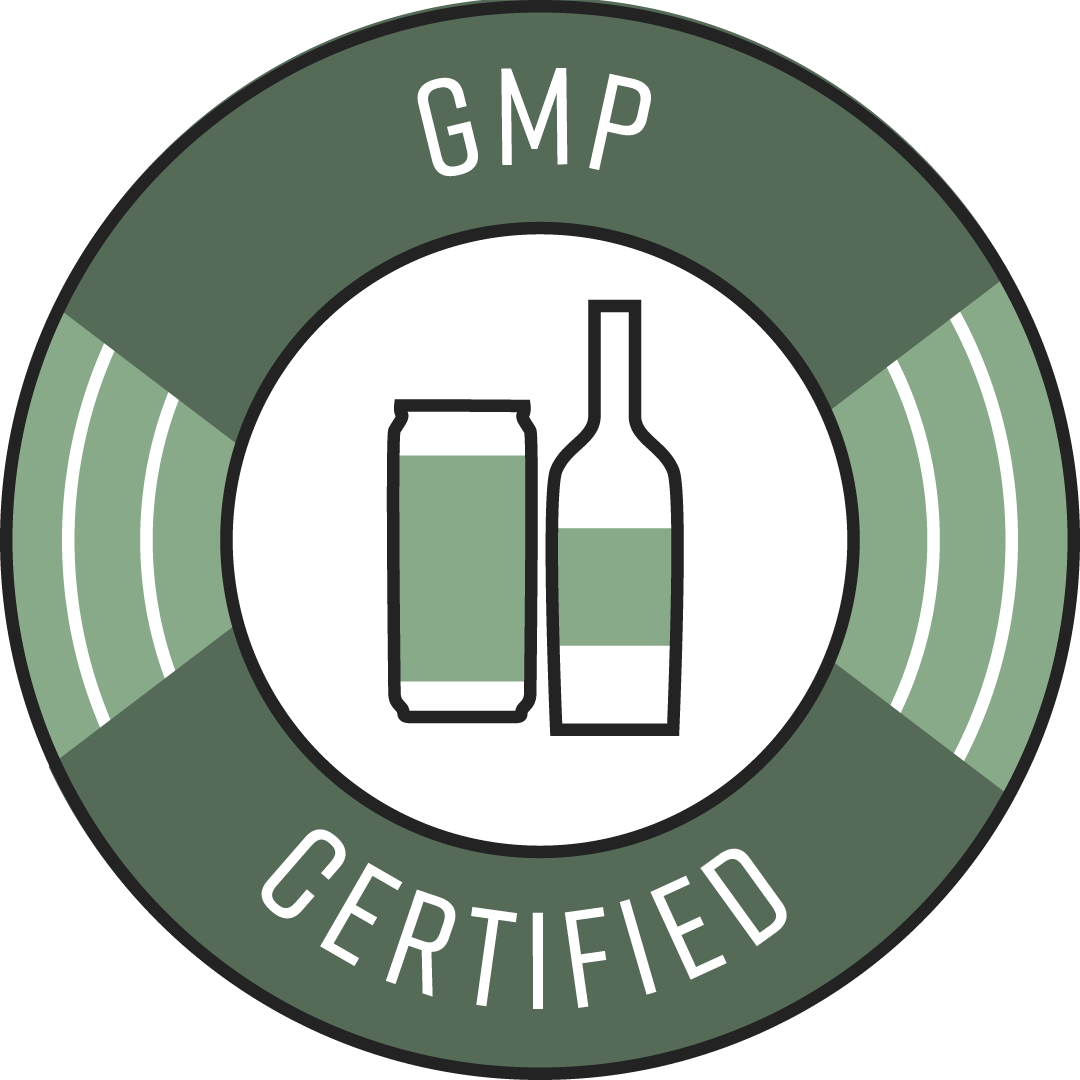 Badge-GMP Certified