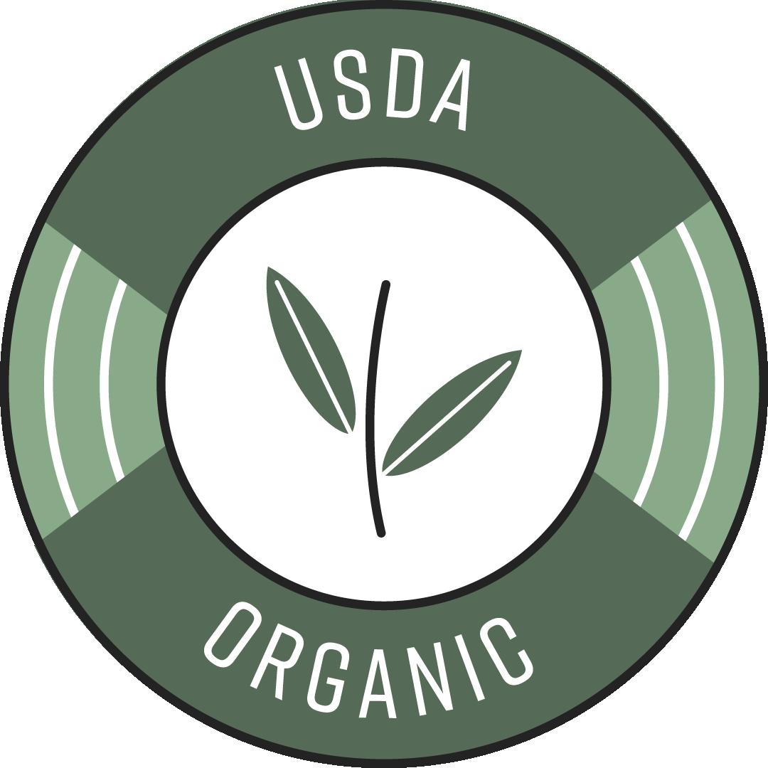 Badge-USDA Organic